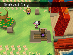 Pokemon Black 19 Cold Hard Justice Like in pokémon black and white, you'll find a woman in driftveil city who will request you bring a pokémon to her who can show off a particular move. kisama yatsu